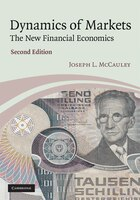 Dynamics of Markets: The New Financial Economics