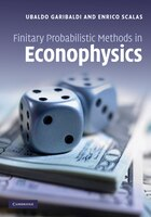 Finitary Probabilistic Methods in Econophysics