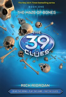 The 39 Clues Book One: The Maze of Bones: Library Edition
