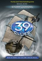 The 39 Clues Book Nine: Storm Warning: Library Edition