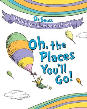 Dr. Seuss Happy Graduation Gift Set: Oh, the Places You&#39;ll Go!