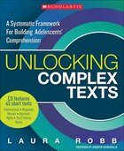 Unlocking Complex Texts
