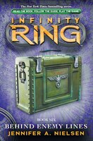 Infinity Ring Book 6: Behind Enemy Lines (Library Edition)