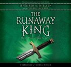 The Runaway King: The Ascendance Trilogy, Book Two (Library Edition Audio Book)