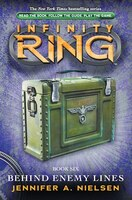 Infinity Ring Book 6: Behind Enemy Lines (Audio)