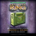 Infinity Ring Book 6: Behind Enemy Lines (Library Audio)