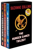 The Hunger Games Trilogy Boxset: Paperback Classic Collection