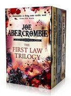 The First Law Trilogy Boxed Set: The Blade Itself, Before They Are Hanged, Last Argument Of Kings