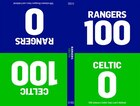 100-0: Celtic-rangers / Rangers-celtic: 100-0, Book 3