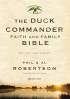 Duck Commander Faith And Family Bible