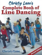 Christy Lane Complete Book Of Line Dancing-2e