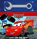 Cars: Join The Pit Crew