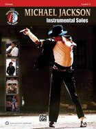 Michael Jackson Instrumental Solos: Clarinet, Book And Cd