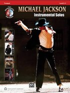 Michael Jackson Instrumental Solos: Trumpet, Book And Cd