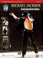Michael Jackson Instrumental Solos For Strings: Cello, Book And Cd