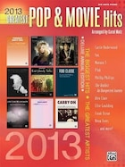 2013 Greatest Pop And Movie Hits: The Biggest Hits * The Greatest Artists (big Note Piano)