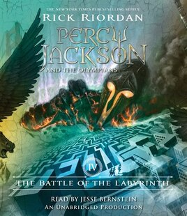 The Battle Of The Labyrinth: Percy Jackson And The Olympians, Book 4