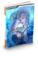 Final Fantasy X/x 2 Hd Remaster Official Strategy Guide
