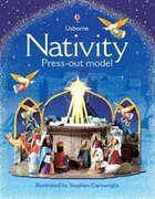 Usborne Press Out Models/Nativity Press Out Model