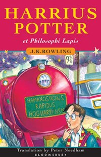 Harry Potter And The Philosopher's Stone: Latin Special Edition