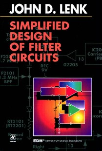 Simplified Design Of Filter Circuits