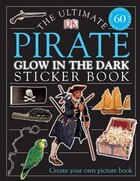 Ultimate Sticker Books Glow in the Dark Pirates