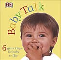 Giant Flaps Baby Talk Board Book