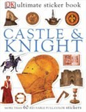Ultimate Sticker Books Castle And Knight