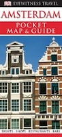 Eyewitness Travel Amsterdam Pocket Map And Guide