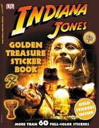 Indiana Jones Golden Treasure Sticker Book