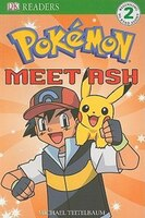 Dk Readers Pokemon Meet Ash Level 2