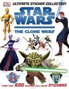 Star Wars Clone Wars Ultimate Sticker Collection