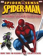 Spiderman Spider Sense Ultimate Sticker Collection