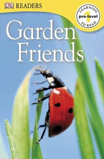 Dk Readers Garden Friends Pre Level 1