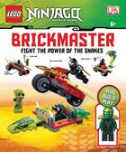 Lego Brickmaster Ninjago Fight The Power Of The Snakes