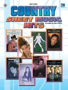Country Sheet Music Hits: Easy Piano (afm0311)