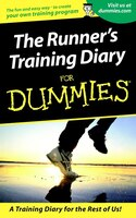The Runners Training Diary For Dummies