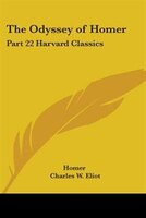 The Odyssey of Homer: Part 22 Harvard Classics