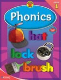 Brighter Child:Phonics 1: Workbk-brch Phonics Grade 1