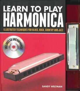 Learn To Play Harmonica Kit