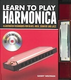 Learn To Play Harmonica Kit