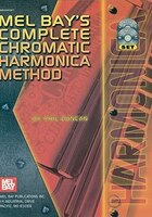 Complete Chromatic Harmonica Method  Book/CD/DVD Set