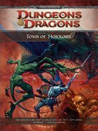 Tomb Of Horrors: A 4th Edition D&d Super Adventure