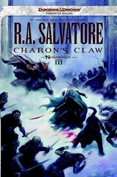 Charon&#39;s Claw: Neverwinter Saga, Book III