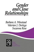 Gender and Close Relationships
