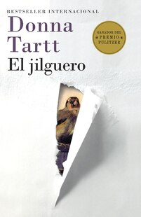El Jilguero: (the Goldfinch--spanish-language Edition)