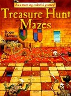 Treasure Hunt Mazes: An A-maze-ing Colorful Journey!