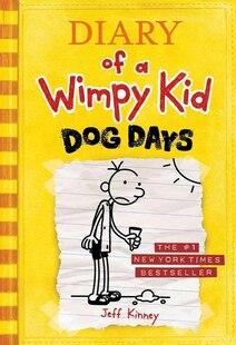Diary Of A Wimpy Kid # 4 - Dog Days: Dog Days