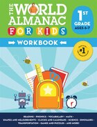 The World Almanac for Kids Workbook: Grade 1