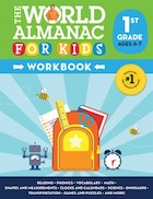 World Almanac For Kids Workbook: Grade 1